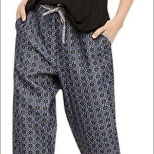 NWT Free People Red Harley Pant